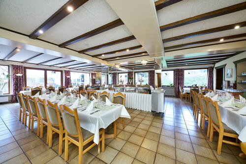 Restaurant & Events - 3-Sterne-Superior Landhotel Karrenberg